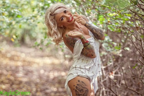 Kayla Green